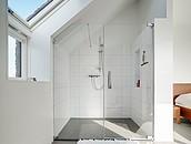 Wnętrza na poddaszu - łazienka zdj. 5