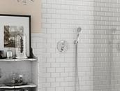 W parze z prysznicem – baterie podtynkowe zdj. 13