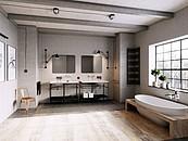 Designerska łazienka zdj. 4