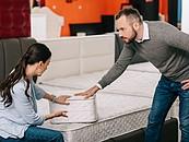 Grupa Hilding Anders - międzynarodowy innowator w produkcji łóżek i materacy radzi jak dobrać materac i akcesoria do spaniazdj.2
