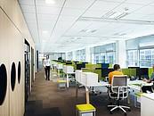 Szklane biurowce nie opustoszeją  – 70% pracowników chce powrotu do pracy w biurze zdj. 2