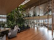 Jak się projektuje przyjazną akustykę? Najbardziej ekologiczny hotel w Holandii już wie zdj. 4