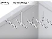 Montaż sufitu podwieszanego  - zobacz na filmie jak przeprowadzić go bezbłędnie zdj. 3