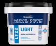 ACRYL PUTZ® LT 22 LIGHT