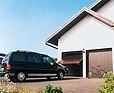 POLTAU Bramy garażowe uchylne