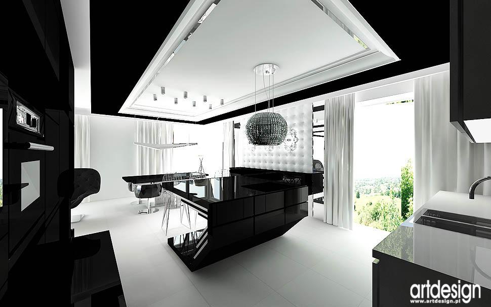 Artdesign biuro projektowe  ARTDESIGN Projekt kuchni  Budoskop pl -> Kuchnia Art Design