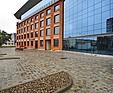 """YAWAL Budynek  """"HAMMERMED Sp. z o.o. NIERUCHOMOŚCI"""" S.K.A., Łódź"""