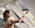 Trzyszybowe okna dachowe VELUX GLU 0061 i GLU 0061B