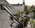 Balkon dachowy VELUX GEL