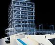 ATELIER LOEGLER Architektoniczne Wizje dla Europy w Dusseldorfie, 1994