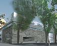 ATELIER LOEGLER Rozbudowa Galerii Sztuki współczesnej - Bunkier Sztuki w Krakowie, 2001