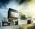 BXBstudio SKYFALL HOUSE