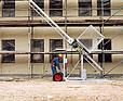 DE JONG Winda budowlana zębatkowa AT30 AT40