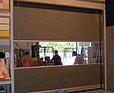 NOVOFERM Szybkobieżna brama rolowana z PCV Novo Speed Heavy Indoor