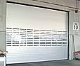 NOVOFERM Szybkobieżna brama rolowana aluminowa Novo Speed Alu