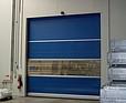 NOVOFERM Szybkobieżna brama rolowana z PCV Novo Speed Basic