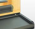 ALURON Parapety aluminiowe i systemy do okien drewnianych zdj. 1