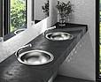 DELABIE Armatura sanitarna do budynków użyteczności publicznej