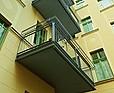 SCHÖCK Termoizolacja balkonów w obiektach istniejących